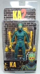 NECA Kick Ass 2 Series 1 Figure - KA 6.75 inch NECA, Kick-Ass, Action Figures, 2013, action, movie