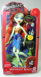Bratzillaz Midnight Beach 10 inch doll - Meygana Broomstix MGA, Bratz, Dolls, 2012, fashion, toy