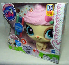 Littlest Pet Shop 6 inch Deco Pets - Penny Ling Hasbro, Littlest Pet Shop, Littlest Pet Shop, 2012, cute animals, online site