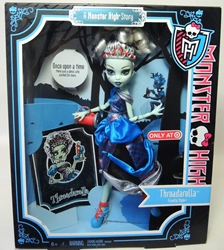 Monster High Scarily Ever After 11 inch doll - Threadarella Mattel, Monster High, Dolls, 2012, teen, fashion, movie