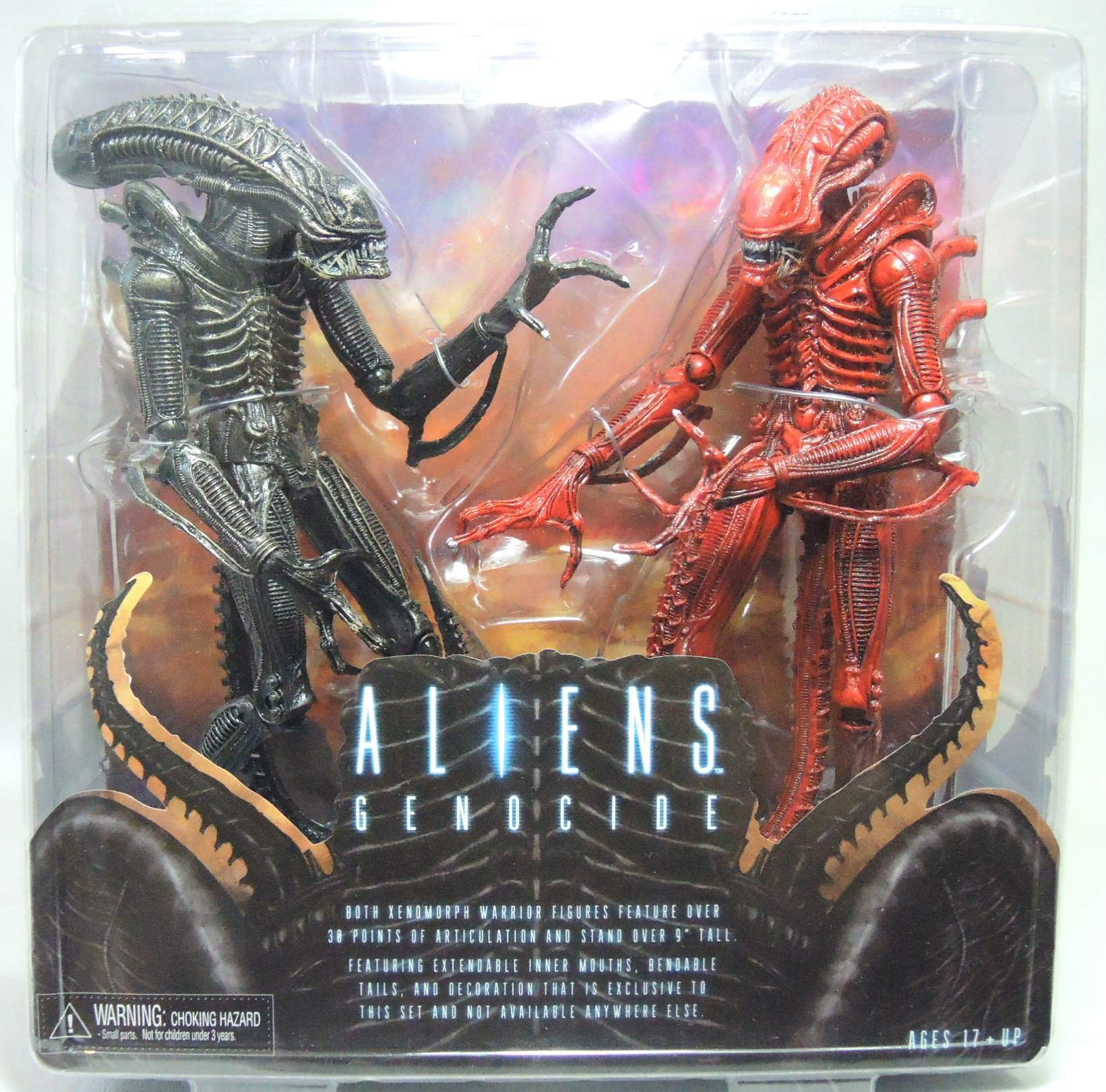 NECA Aliens 2-pack 8 inch figures - Genocide NECA, Aliens, Action Figures, 2013, scifi, movie