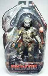NECA Predators SDCC11 8 inch Classic Predator Gort Mask NECA, Predators, Action Figures, 2011, scifi, movie