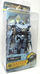 NECA Pacific Rim 7 inch Series 2 Striker Eureka Jaeger NECA, Pacific Rim, Action Figures, 2013, scifi, movie