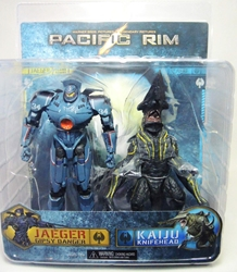 NECA Pacific Rim 7 inch 2-pack Gipsy Danger vs Knifehead NECA, Pacific Rim, Action Figures, 2013, scifi, movie