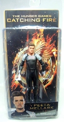 NECA Hunger Games Catching Fire Peeta Mellark NECA, Hunger Games, Action Figures, 2013, scifi, movie