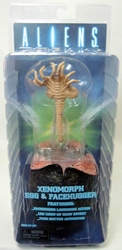 NECA Aliens Xenomorph Egg & Facehugger w LED light NECA, Aliens, Action Figures, 2013, scifi, movie