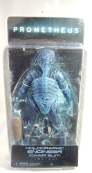 NECA Prometheus Holographic Engineer (chair suit) 8 inch fig