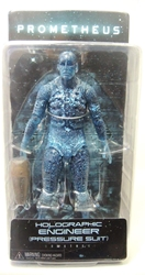 NECA Prometheus Holographic Engineer (pressure suit) fig NECA, Prometheus, Action Figures, 2013, scifi, movie