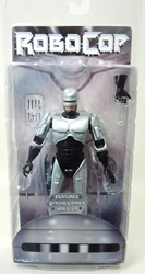 NECA Robocop with spring-loaded holster 7 inch Figure NECA, Robocop, Action Figures, 2013, scifi, movie
