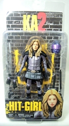 NECA KA2 Kick-Ass 2 Hit-Girl 6.5 inch figure NECA, Kick-Ass, Action Figures, 2013, action, movie