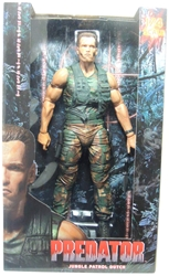 NECA Predator 1/4 scale Dutch 18 inch fig NECA, Predators, Action Figures, 2013, scifi, movie