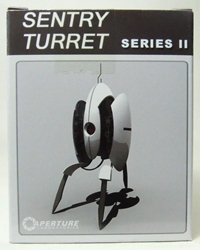 NECA Wizkids Portal Series II Sentry Turret 3 inch in Blind Box NECA, Portal, Action Figures, 2013, scifi, video game