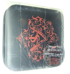 NECA Sweeney Todd Shaving Kit Prop Replica NECA, Sweeney Todd, Horror, 2007, horror, halloween, movie