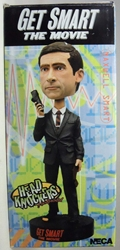 NECA Get Smart - Steve Carroll Head Knocker NECA, Get Smart, Bobble-Heads, 2008, comedy, tv show