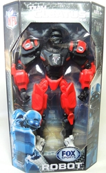 Fox Sports 11 inch v2 Robot - Atlanta Falcons Foam Fanatics, Fox Sports, Action Figures, 2013, sports, pro league