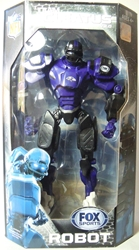 Fox Sports 11 inch v2 Robot - Baltimore Ravens Foam Fanatics, Fox Sports, Action Figures, 2013, sports, pro league