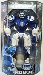 Fox Sports 11 inch v2 Robot - Indianapolis Colts Foam Fanatics, Fox Sports, Action Figures, 2013, sports, pro league