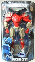 Fox Sports 11 inch v2 Robot - Tampa Bay Buccaneers Foam Fanatics, Fox Sports, Action Figures, 2013, sports, pro league
