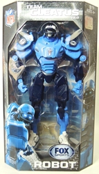 Fox Sports 11 inch v2 Robot - Tennessee Titans Foam Fanatics, Fox Sports, Action Figures, 2013, sports, pro league