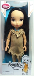 Disney Animators Collection 16 inch Pocahontas Doll 2013 Disney Animators, Animators Collection, Dolls, 2013, kidfare, cartoon, movie