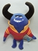 Disney Pixar Monsters University plush - Johnny 10 inch - 6905-6919CCCFVG