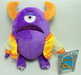 Disney Pixar Monsters University plush - Percy 7.5 inch Disney Pixar, Monsters University, Plush, 2013, kidfare, movie