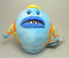 Disney Pixar Monsters University plush - Baboso 6.5 inch Disney Pixar, Monsters University, Plush, 2013, kidfare, movie