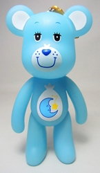 Popobe 5 inch Happy Bedtime Bear Popobe, Popobe Bear, Action Figures, 2010, vinyl