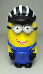 Despicable Me - Minion Conductor China, Despicable Me, Action Figures, 2013, animated, movie