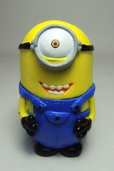 Despicable Me - One-eyed Minion China, Despicable Me, Action Figures, 2013, animated, movie