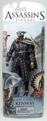McFarlane Assassin`s Creed 6 inch figure - Haytham Kenway
