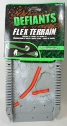 Defiants Flex Terrain (double-sided) - grey RedwoodVentures, Defiant, Action Figures, 2011, sports