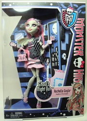 Monster High Ghouls Night Out - Rochelle Goyle Mattel, Monster High, Dolls, 2012, teen, fashion, movie