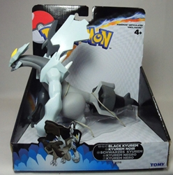Pokemon Series 1 Figure - Black Kyurem Tomy, Pokemon, Action Figures, 2013, animated, game