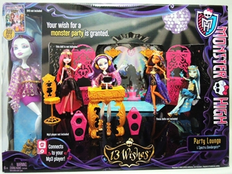Monster High 13 Wishes - Desert Fright Oasis with Cleo de Nile Mattel, Monster High, Dolls, 2013, teen, fashion, movie