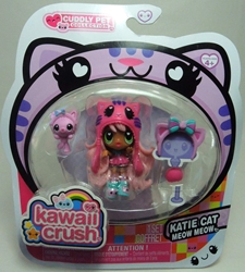 Kawaii Crush - Cuddly Pet Collection Katie Cat Meow Meow