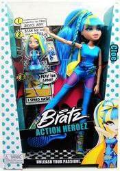 Bratz Action Heroez Cloe 12 inch MGA, Bratz, Dolls, 2013, fashion, toy