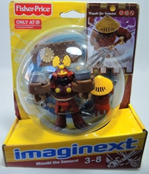 Fisher-Price Imaginext - Wasabi the Samurai Fisher-Price, Imaginext, Preschool, 2012, adventure