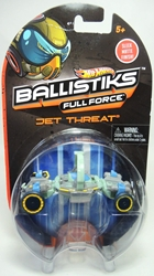 Hot Wheels Ballistiks vehicle - Jet Threat Mattel, Ballistiks, Action Figures, 2012