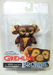 NECA Gremlins Mogwais Series 4 - Brownie NECA, Gremlins, Horror, 2014, fantasy, movie