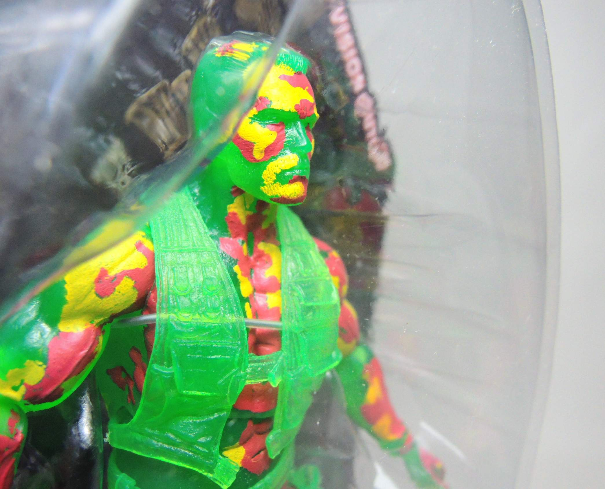 NECA Predator Series 11 - Thermal Vision Dutch 7 inch figure - 7221-7232CCVVHF