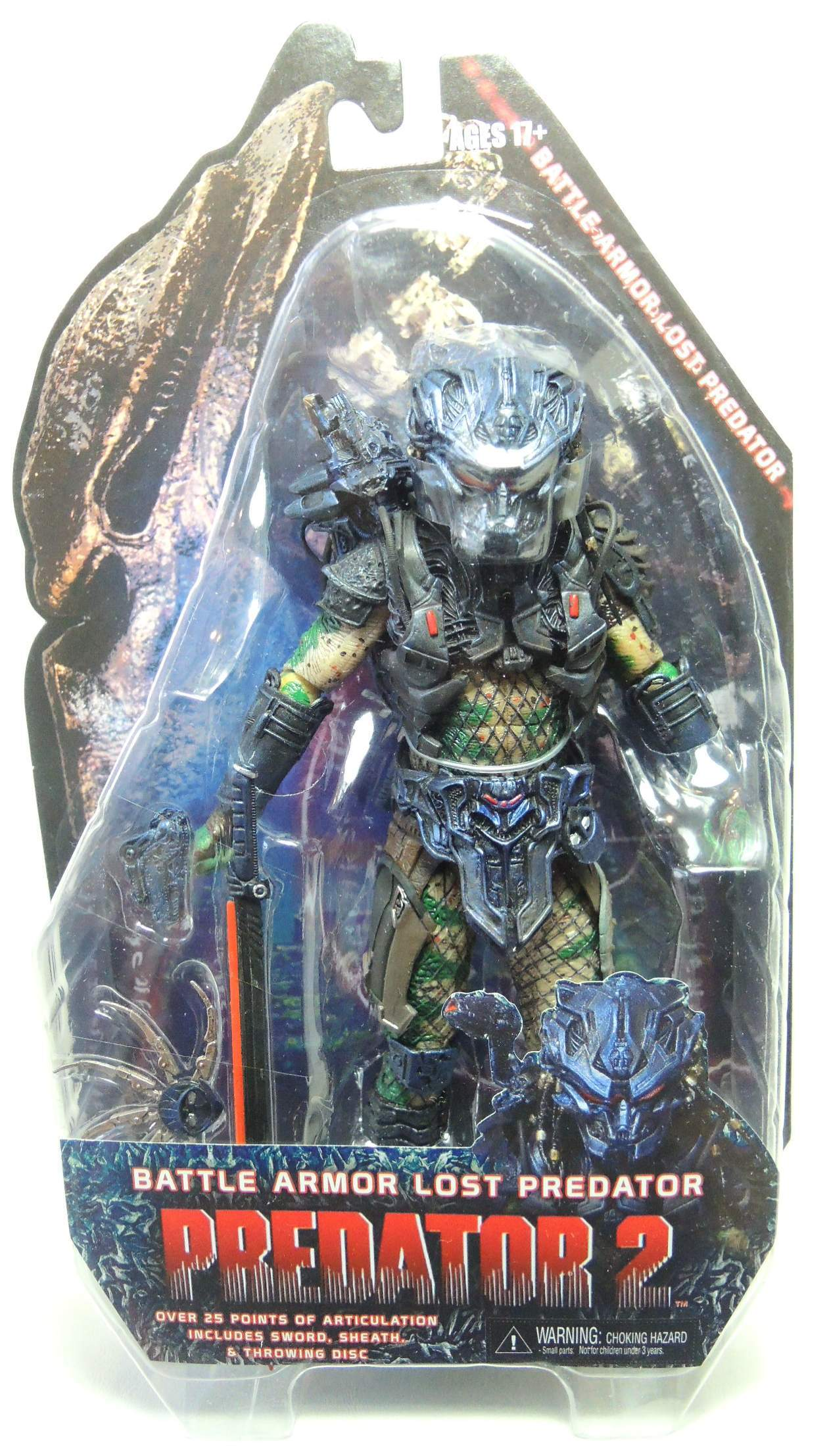 NECA Predator Series 11 - Battle Armor Lost Predator 8 inch NECA, Predators, Scifi, 2014, scifi, movie