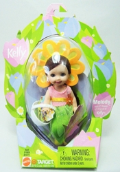 Barbie Kelly Easter - Lil Friend Melody in Flower Costume