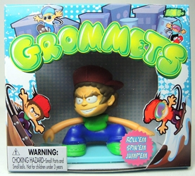 Grommets 2.6 inch Figure - Paul Walls (green shirt) Ronin Syndicate, Grommets, Action Figures, 2013, sports