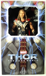 NECA Marvel Dark World Thor 1/4 scale 18 inch NECA, Marvel, Scifi, 2014, superhero, comic book
