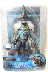 NECA Pacific Rim Series 3 Battle Damage Knifehead 10 inch NECA, Pacific Rim, Action Figures, 2014, scifi, movie