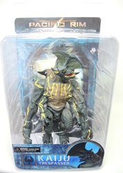 NECA Pacific Rim Series 3 Trespasser 8.75 inch NECA, Pacific Rim, Action Figures, 2014, scifi, movie