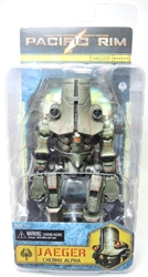 NECA Pacific Rim Series 3 Jaeger Cherno Alpha NECA, Pacific Rim, Action Figures, 2014, scifi, movie