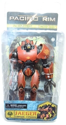 NECA Pacific Rim 2nd Deployment Jaeger Crimson Typhoon NECA, Pacific Rim, Action Figures, 2014, scifi, movie