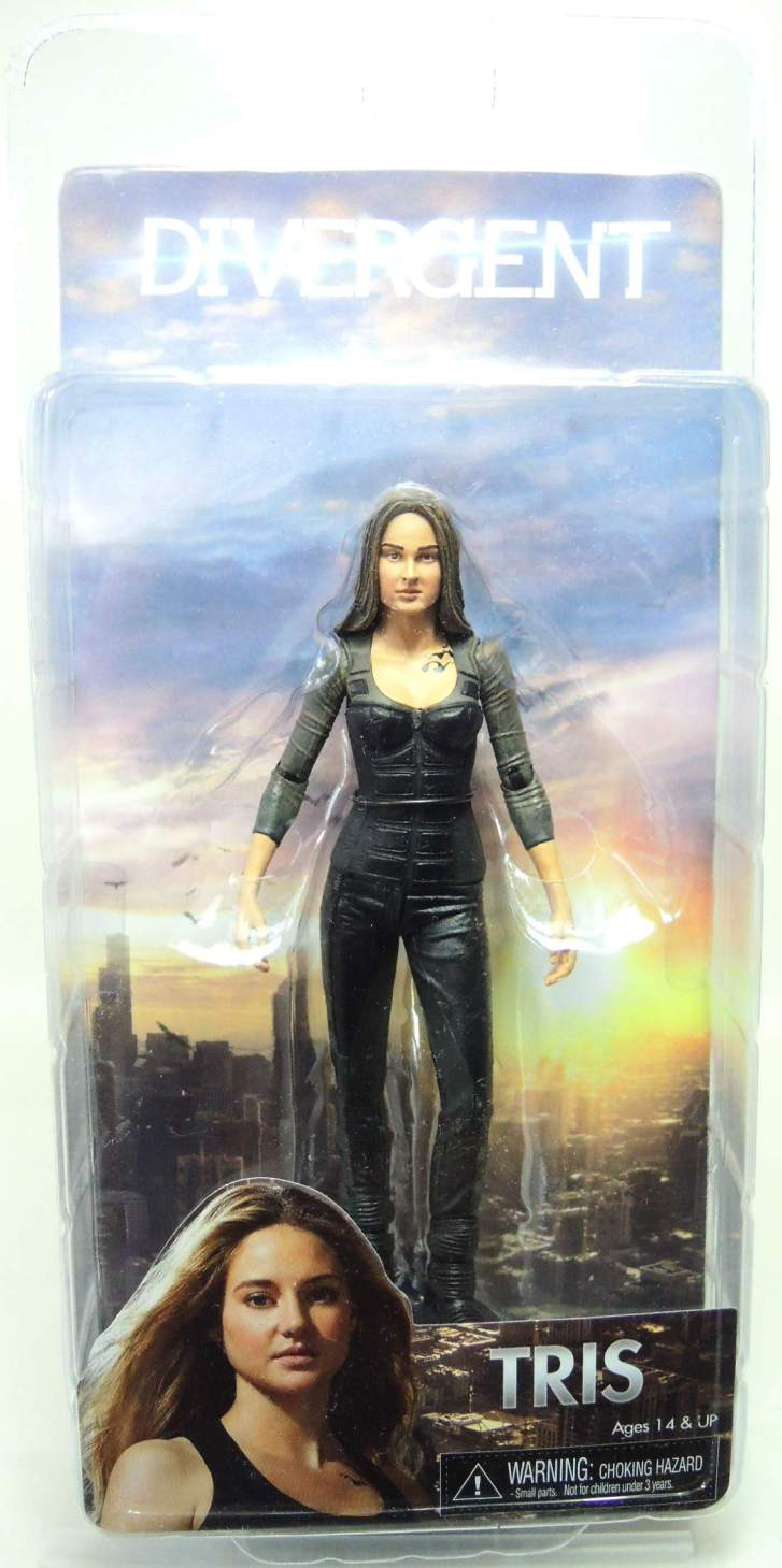 NECA Divergent Movie Figure Tris 6.5 inch